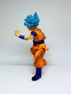 Boneco Dragon Ball - Goku Super Sayajin Blue - comprar online