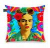 almofada decorativa frida Kahlo pop art ativismo feminista