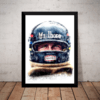 Quadro Decorativo F1 James Hunt Formula 1 Arte