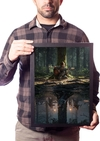 Poster Moldurado Game The Last of Us 2 Quadro