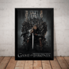 Quadro Game Of Thrones Poster 1 Temporada 42x29cm