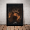 Quadro Decorativo Game Of Thrones Arte Serie Hbo