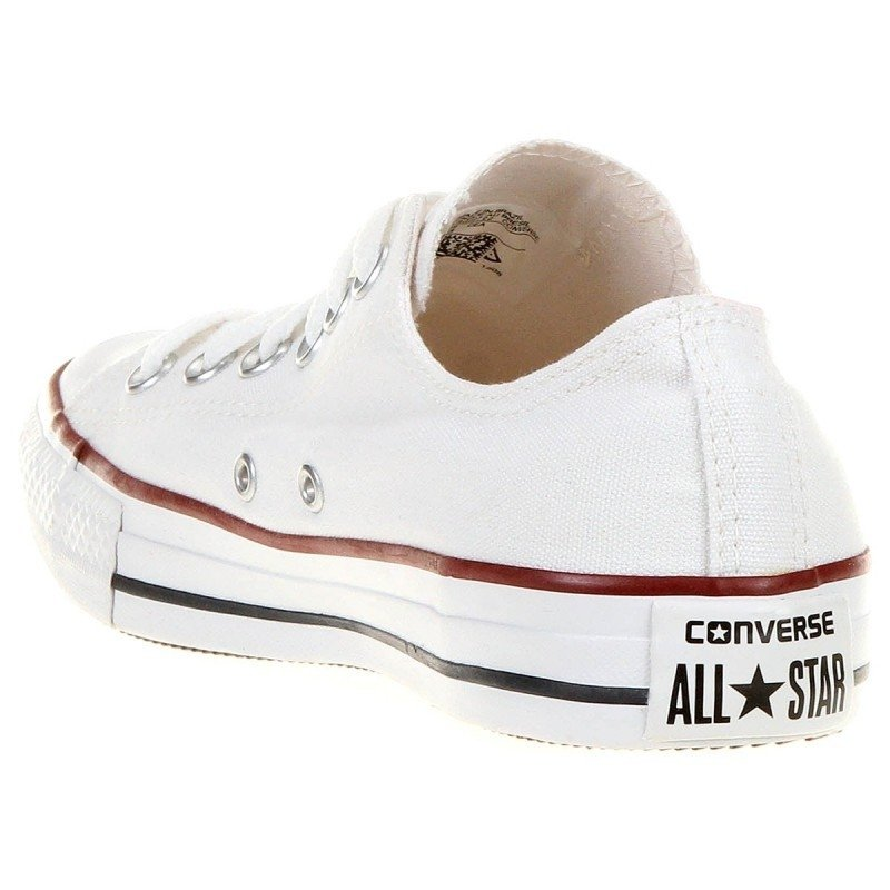ebcd0948efa Tênis All Star Converse Branco - Black Arrow Store