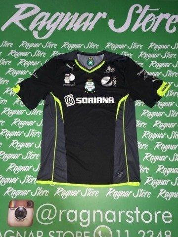 sports shoes 10cfc c205c Camiseta Santos Laguna Mexico