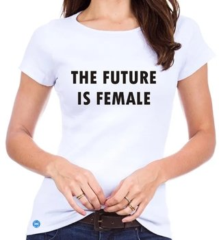 Camiseta - The Future Is Female - comprar online