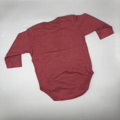 Body Minimimo Talle M (6-9 meses) osito HOLA - comprar online