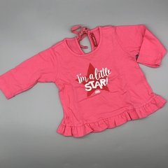 Remera Minimimo Talle S (3-6 meses) STAR