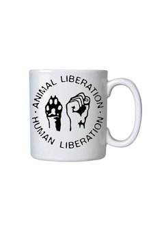 Caneca - Animal/Human Liberation