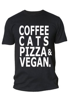 Coffee Cats Pizza Vegan