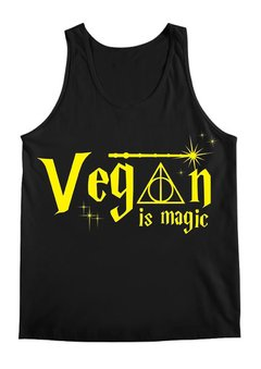 VEGAN IS MAGIC - REGATA