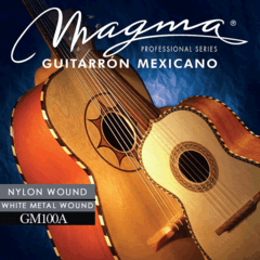 GM100A ENCORDADO PARA GUITARRÓN MEXICANO