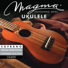 UK100N ENCORDADO PARA UKELELE SOPRANO NYLON
