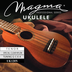 UK120N ENCORDADO PARA UKELELE TENOR NYLON