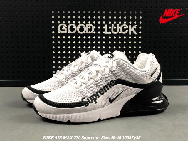 separation shoes 9553f 74b2b NIKE AIR MAX 270 Supreme
