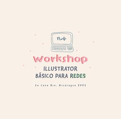Workshop de Illustrator para Redes
