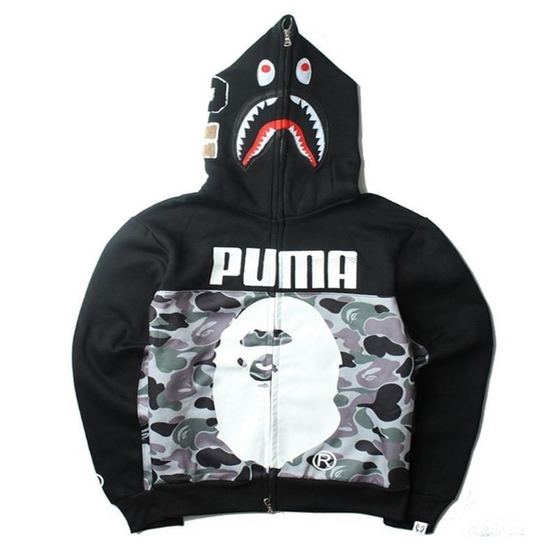 oferować rabaty sprzedawca hurtowy niska cena Bape Shark X Puma