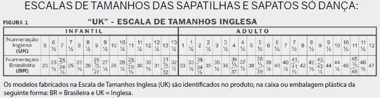42a5e3d9c0 SAPATILHA DE PONTA GRISI SD 31 SÓ DANÇA. 1