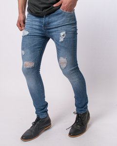 Jean Spender Nikky Ripped con Roturas - comprar online