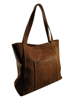 Shopping Bag Max Tierra Marron en internet