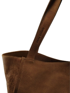Shopping Bag Max Tierra Marron - Carla Danelli