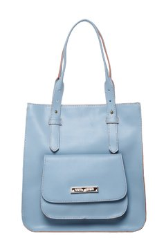 Shopping Bag Lotus Celeste