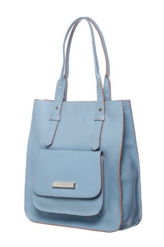 Shopping Bag Lotus Celeste - comprar online