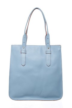 Shopping Bag Lotus Celeste en internet