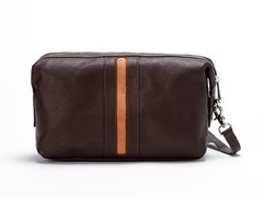 Necessaire Travel Time Brown & Orange en internet