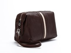 Necessaire Travel Time Brown & Beige - comprar online