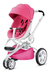 Coche Quinny Moodd Cuotas Pink Passion
