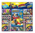 Super Set De 500 Stickers Mickey Aventuras Sobre Ruedas