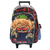 Mochila Con Carro Ultra Zombies Original 18''