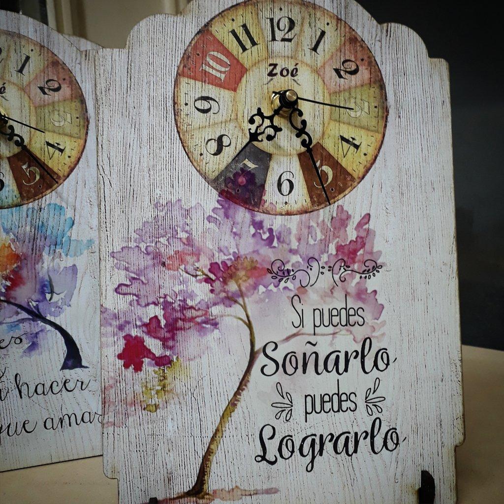 Reloj Souvenir Frases ïdeal 30 40 50 Años Etc