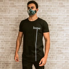 T-Shirt - Houpe Black