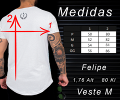 T-Shirt - Sword Flower - comprar online