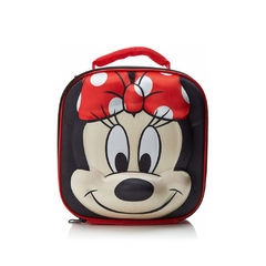 LUNCHERA 3D DE MINNIE MOUSE