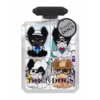 TRENDY DOGS PELUCHES MINI X4 CON ESTUCHE