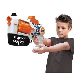 WIN FUN PISTOLA GBLASTER EAGLE C/6 DARDOS en internet