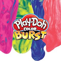 MASA COLOR BURST X 4 PLAY DOH en internet