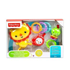 FISHER PRICE AMIGUITOS UNE Y JUEGA