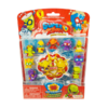 SUPER ZINGS FIGURAS X10 EN BLISTER