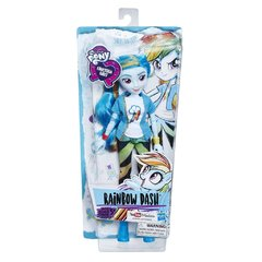 MY LITTLE PONY MUÑECA EQUESTRIA II RAINBOW DASH