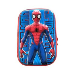 CARTUCHERA 3D 1 PISO SPIDERMAN