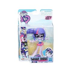 MY LITTLE PONY MINIS EQUESTRIA TWILIGHT SPARKLE
