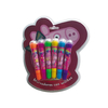BLOW PEN CON SELLO X 6 PEPPA PIG