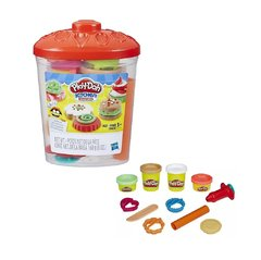 PLAY DOH MASA COOKIE JAR - comprar online
