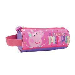 CARTUCHERA PEPPA PIG TUBO
