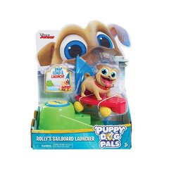 PUPPY DOG PALS FIGURA ROLLY C/VEHICULO