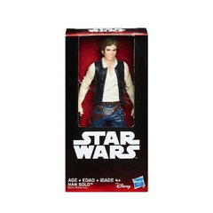 STAR WARS FIGURA MINI COLECCIONABLE HAN SOLO