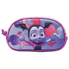 CARTUCHERA VAMPIRINA 3D